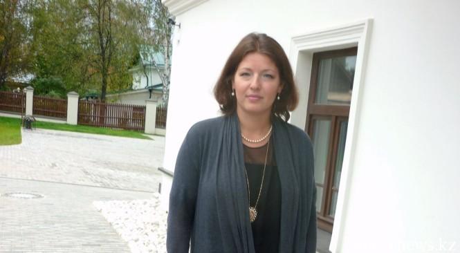 Полина Осетинская после вытупления