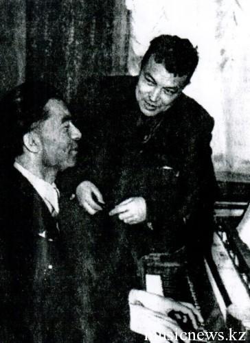 Хасанов и Кужамьяров