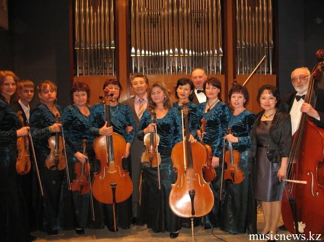 камерный оркестр ВКО