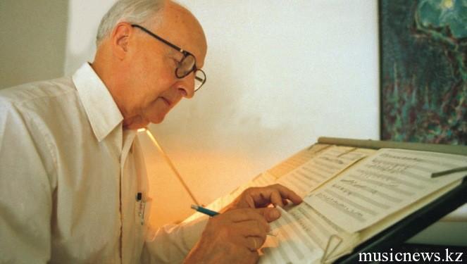 Витольд Лютославский