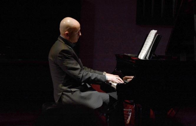 концерт Виктора Хоменкова