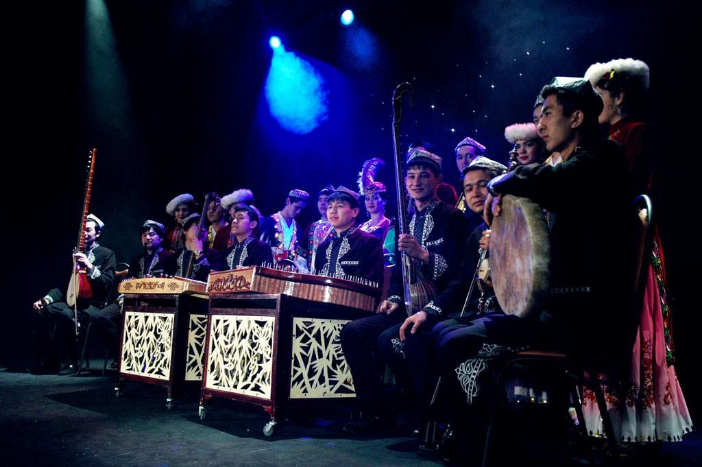 Түркітілдес халықтардың музыка