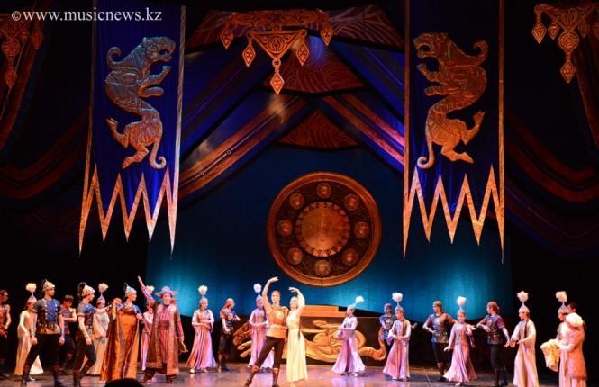 Балет Легенды Великой Степи