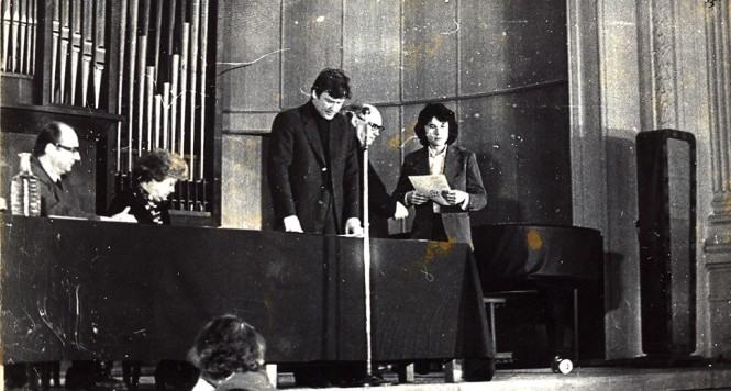 Москва 1980. Всесоюзный конкурс композиторов