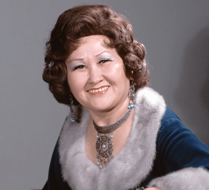 Роза Джаманова