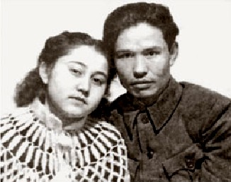 Ильяс и Диляра Есенберлины