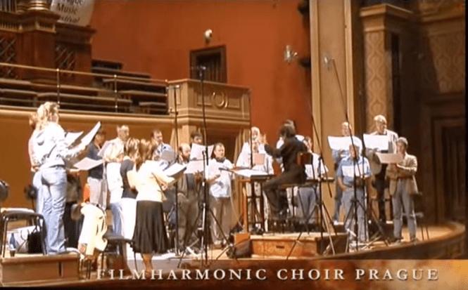 Пражский хор Gothic3