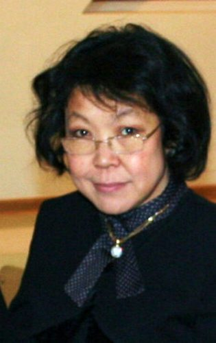 Гульжан Сапаргалиева