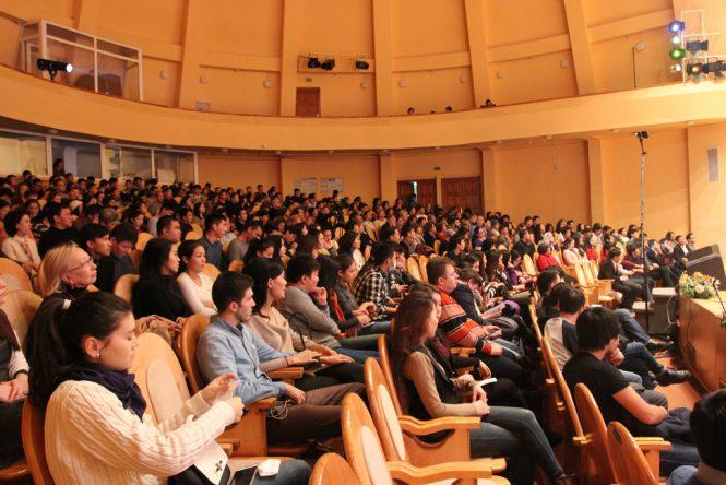 Заключительный концерт конференции