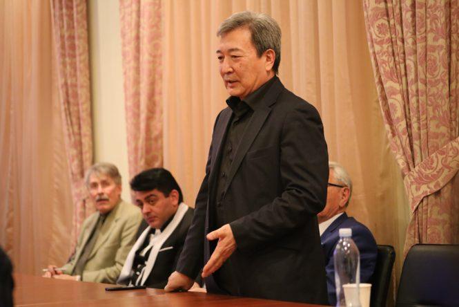 Пернебек Шегебаев