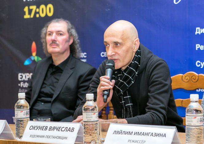 Вячеслав Окунев и Руслан Гафаров