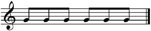 Mendelssohn Song of a gondolier