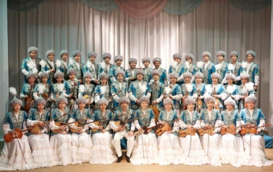 Жұбанов атындағы Қазақ ұлт аспаптар оркестрі