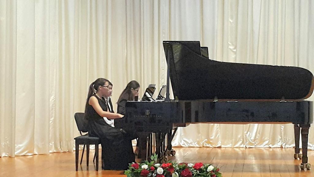 конкурс фортепианных ансамблей