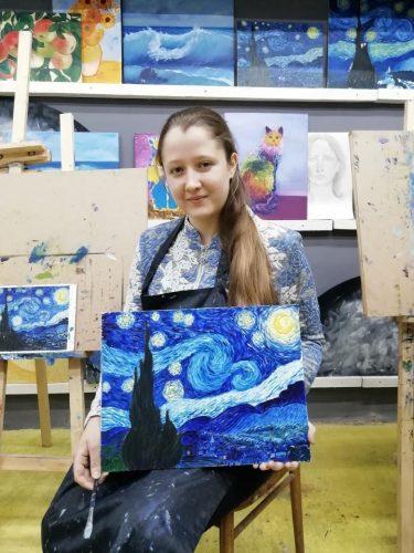 Анастасия Мартынова