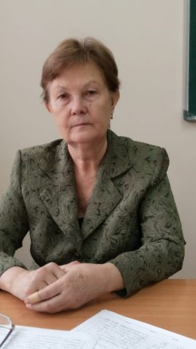 Кузнецова Лилия Николаевна