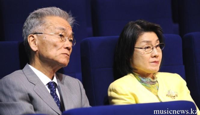 Посол Японии в Республике Узбекистан