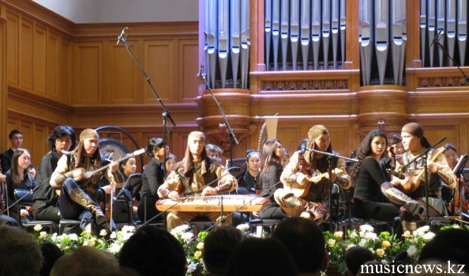 Туран на сцене Московской консерватории
