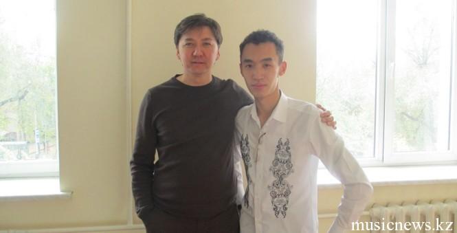 Нурлан Бекмухамбетов и Куаныш Рыскулов