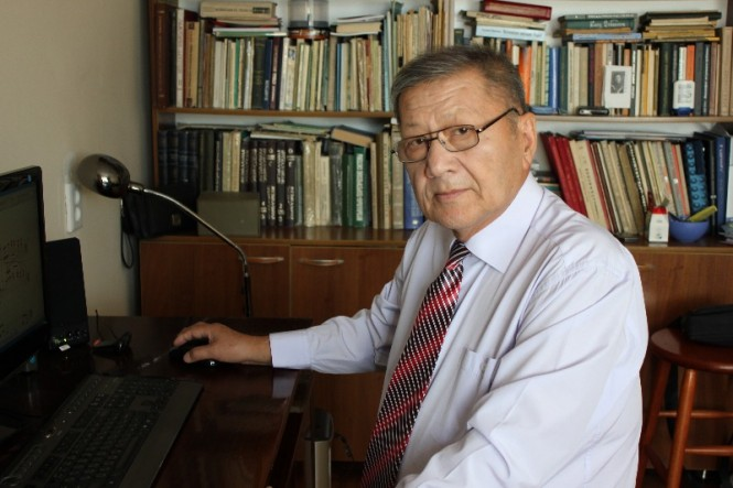 композитор Бакир Баяхунов