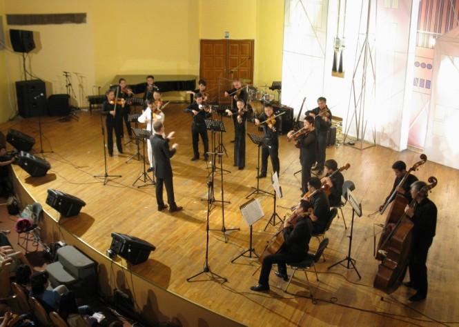 Camerata Kazakhstan, Павел Тарасевич, Еркебулан Сапарбаев