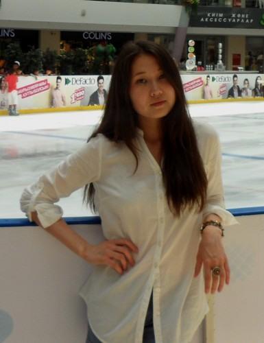 Сабина Ермакалиева