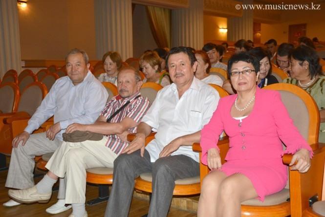 Балнур Кыдырбек и композиторы Казахстана