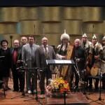 Израиль,Тель-Авив. Концерт симфонической музыки Казахстана