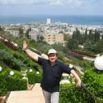 Б.Дальденбай в Израиле