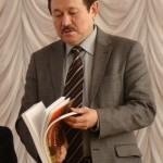 Кызыл-Орда.Твоческая встреча студентами