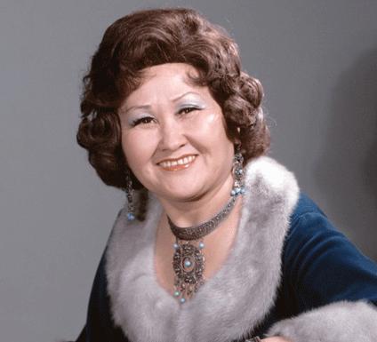 Роза Жаманова