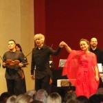 Сопрано Юлия Лежнева и ансамбль Il Giardino Armonico