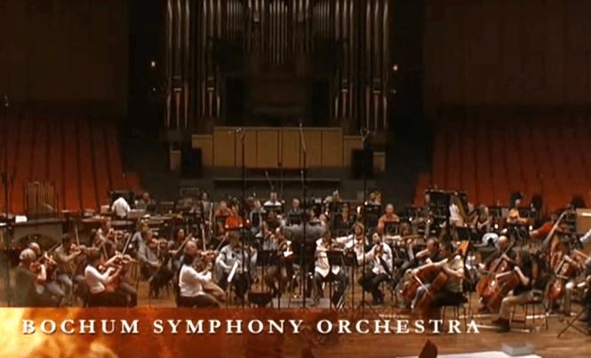 Бохумский симфонический оркестр Gothic 3