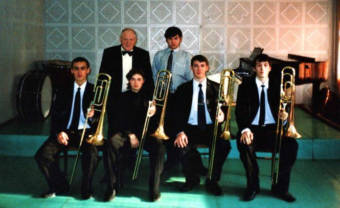В.Рользинг и Квартет тромбонистов
