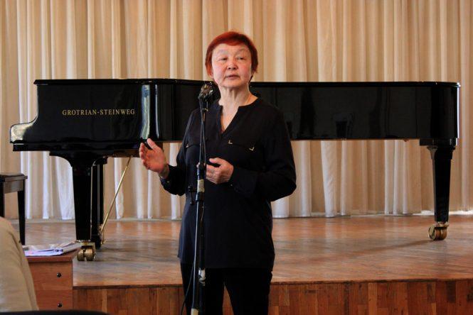 Сапаргалиева, Талшин Махмудовна