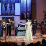 солистка - Зарина Алтынбаева