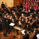 оркестр и хор КНК им. Курмангазы