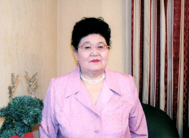 Нургиян Кетегенова