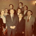 Вручение грамот Верховного Совета КазССР, 1990