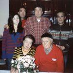 С. Кузембай в кругу семьи