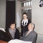 С. Кузембай с Е. Рахмадиевым