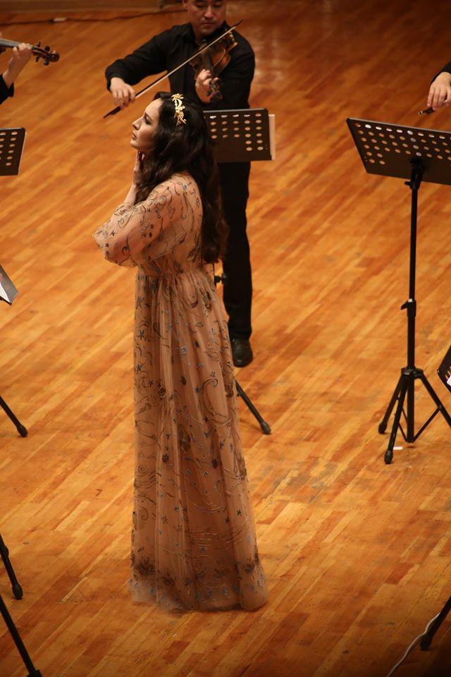 Зарина Алтынбаева, сопрано
