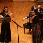 Соната для двух скрипок и фортепиано Д. Мийо