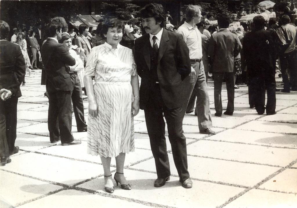 Ғ.Жұбанова және Б.Дәлденбай