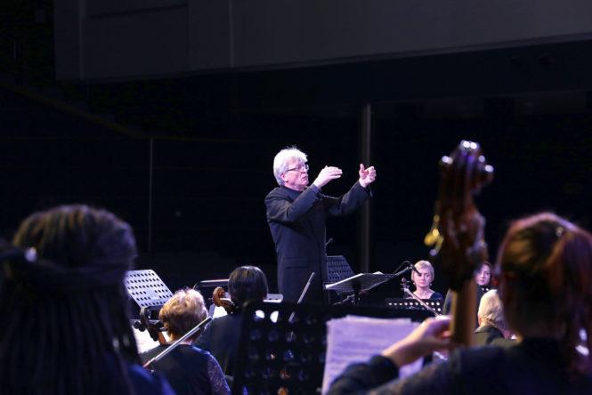 Немецкий реквием И.Брамса в Астане