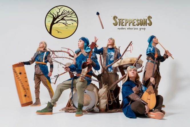 Steppe Sons