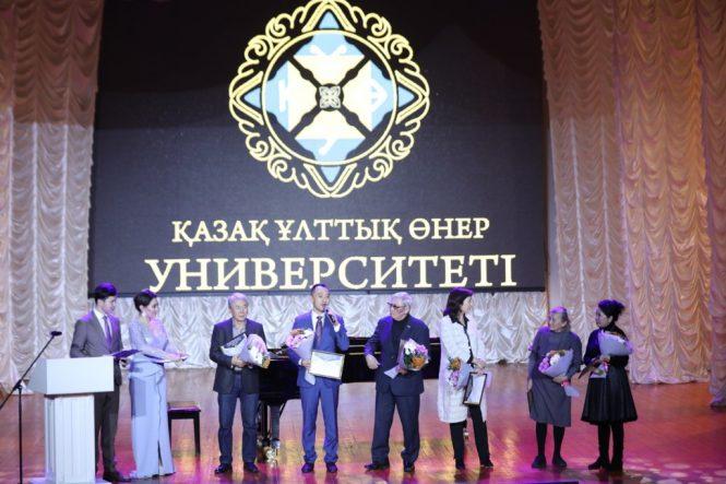 Церемония закрытия Конкурса на лучшие киносценарии
