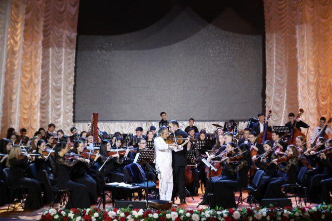 Концерт Мосты Дружбы